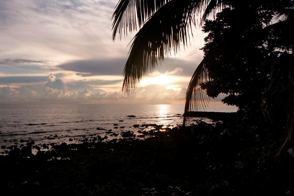 Die Schönheit der Natur mit der dich umgebenden Ruhe ist Balsam für Herz und Seele