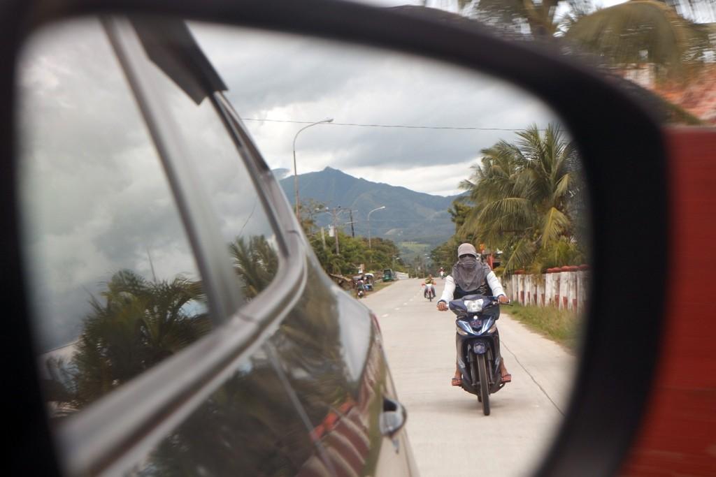 Die Fahrt geht weiter nach Norden in Richtung Manjuyod