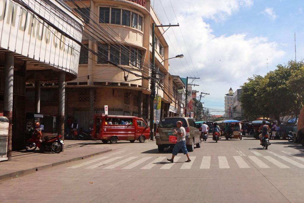 Über Dumaguete, San Rose und Tanjay geht unsere Tour zum Campuyo Point Manjuyod