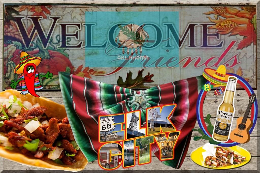 ...kleine Mahlzeit auf mexicanische Art