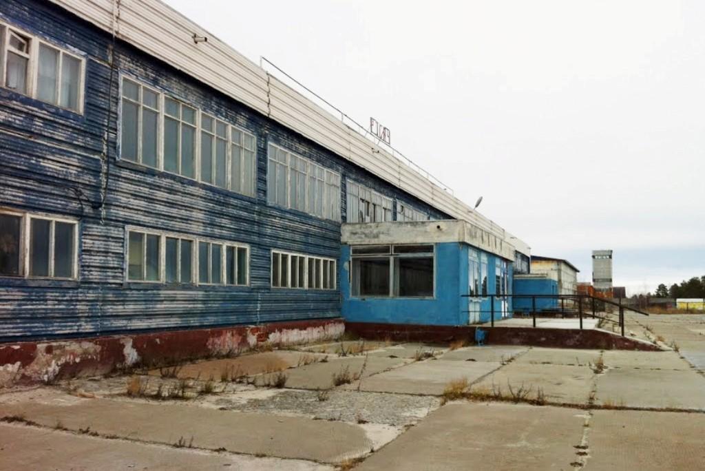 Das Foto aus 2012 von Aleksey Mayer hingegen stimmt mich traurig. Es zeigt den erschreckenden Zustand!