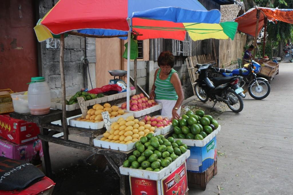 Ob Ananas, Mango, Banane oder - ach was weiß ich, wie all die tollen Früchte heißen!