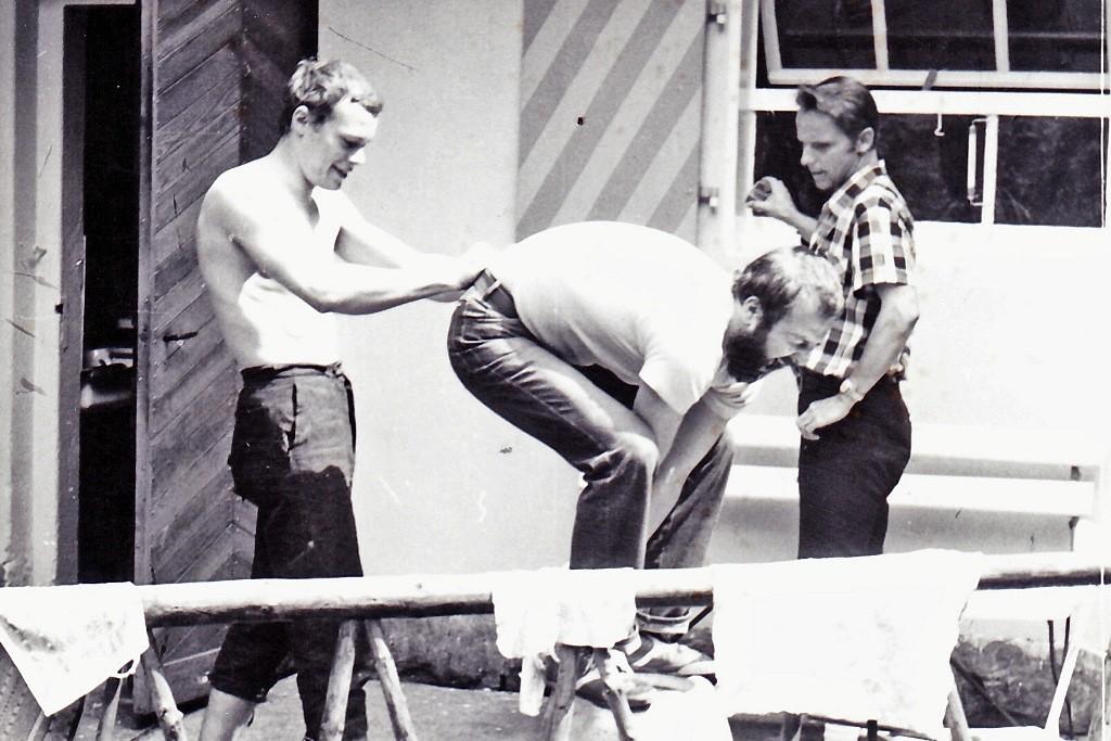 ...zum Hüttenarbeitstag 1979