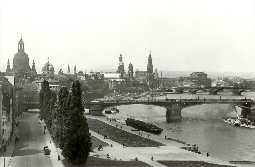 Dresden - Altstadtelbufer