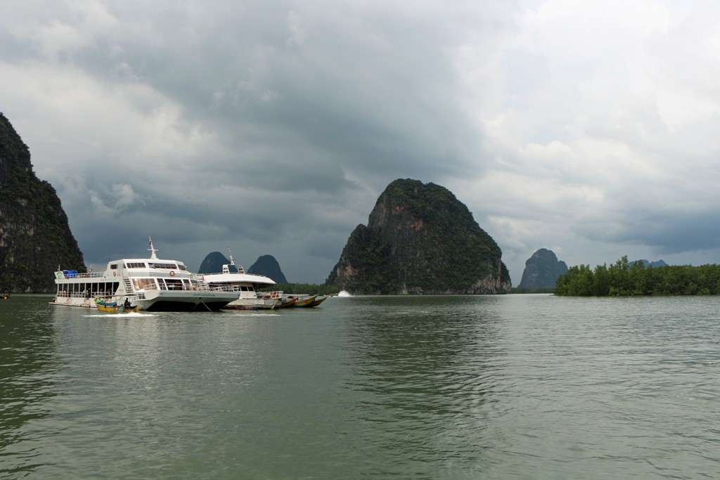 Impressionen aus dem NP Phang Nga