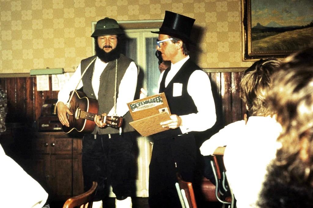 Stiftungsfest - Bolzenhauer Show 1981