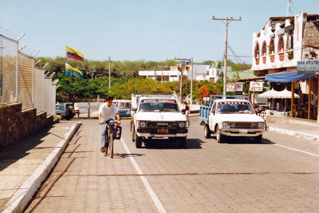 Impressionen von der Hauptstadt Puerto Ayora