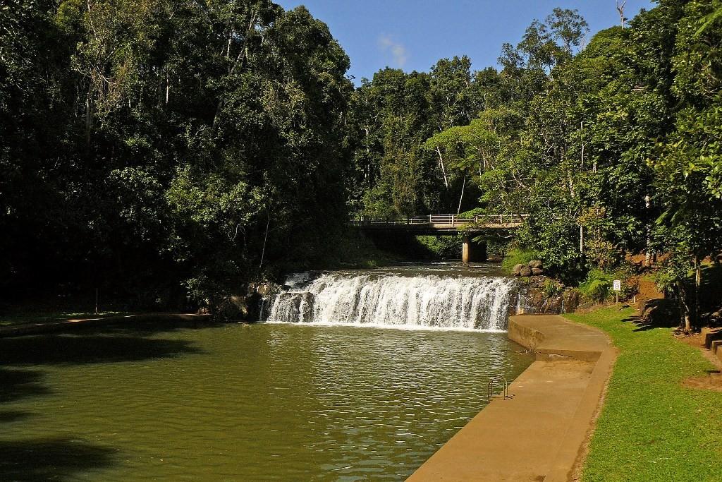 Wasserfall von Malanda!
