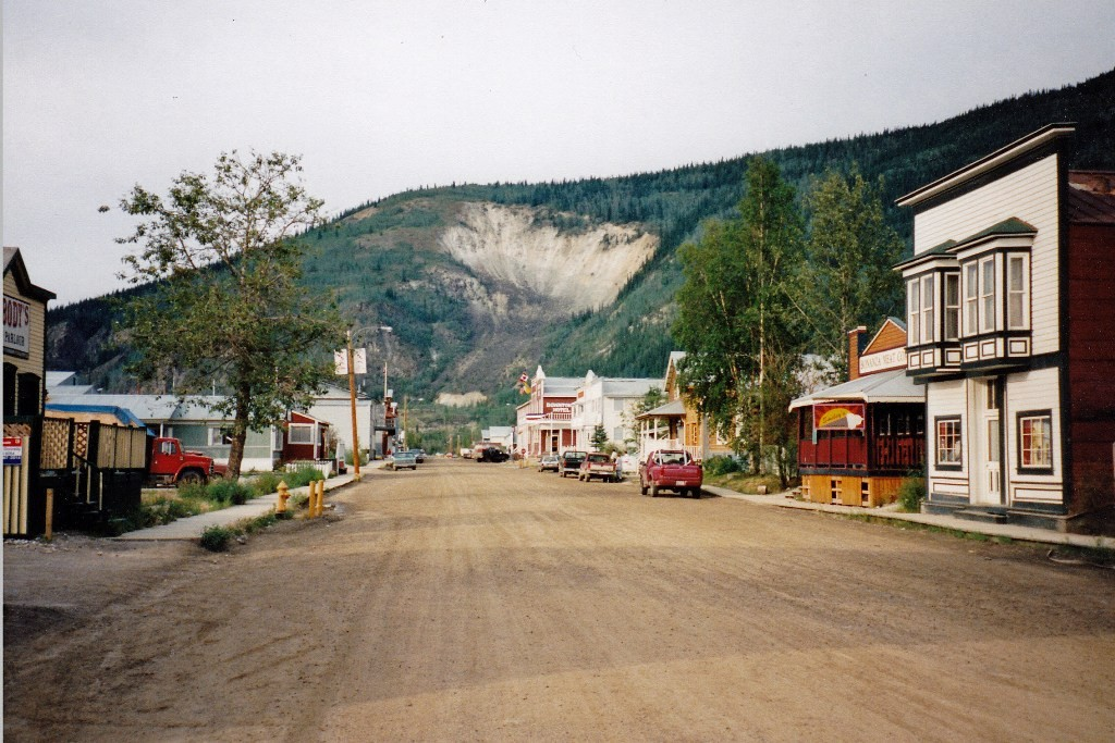 Impressionen aus Dawson City