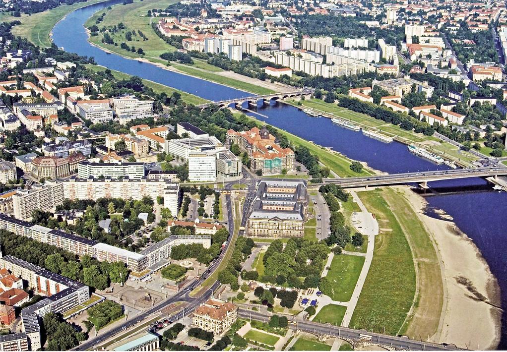Dresden - Neustadt dieser Tage
