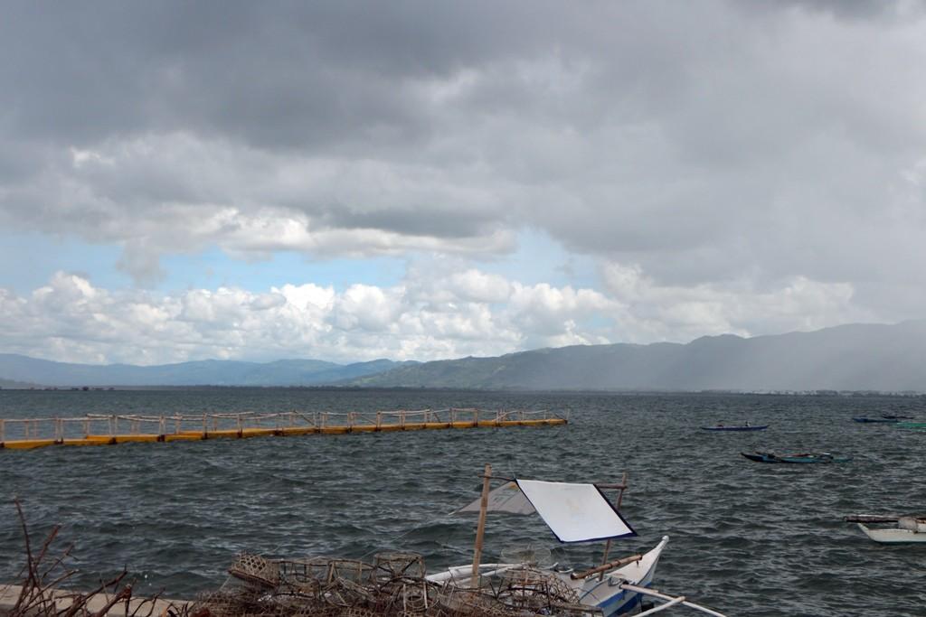 Teilansicht der North Bais Bay