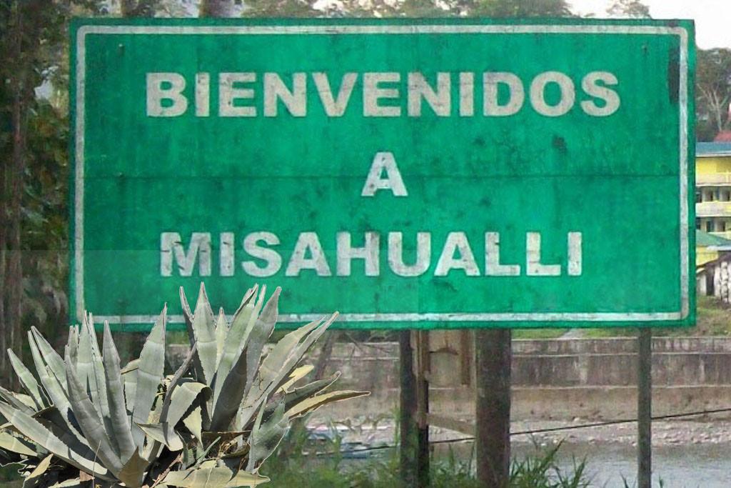 Aufwiedersehen, Adios, bye bye Misahualli