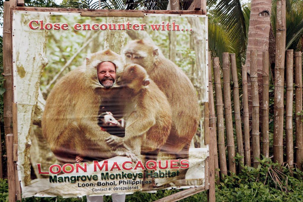 """Wir besuchen unsere """"Stammesbrüder"""" im Mangrovenforest nahe der Stadt Loon!"""