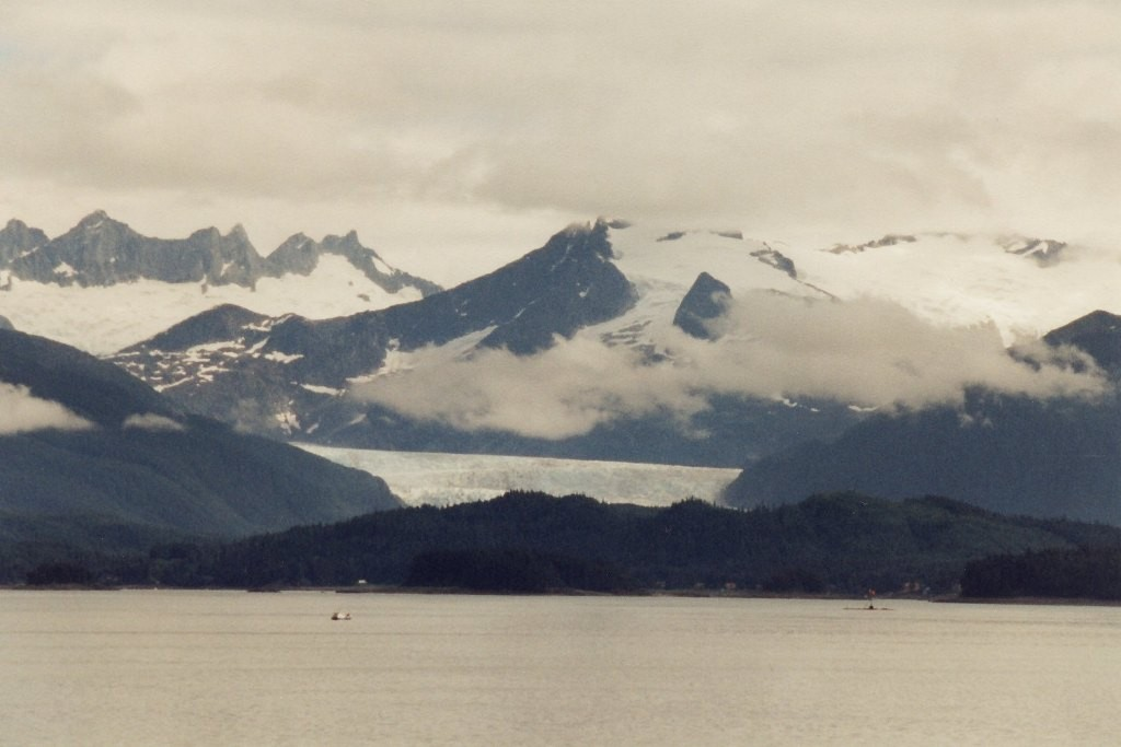 ...im Chilkat State Park - Favorit Channel