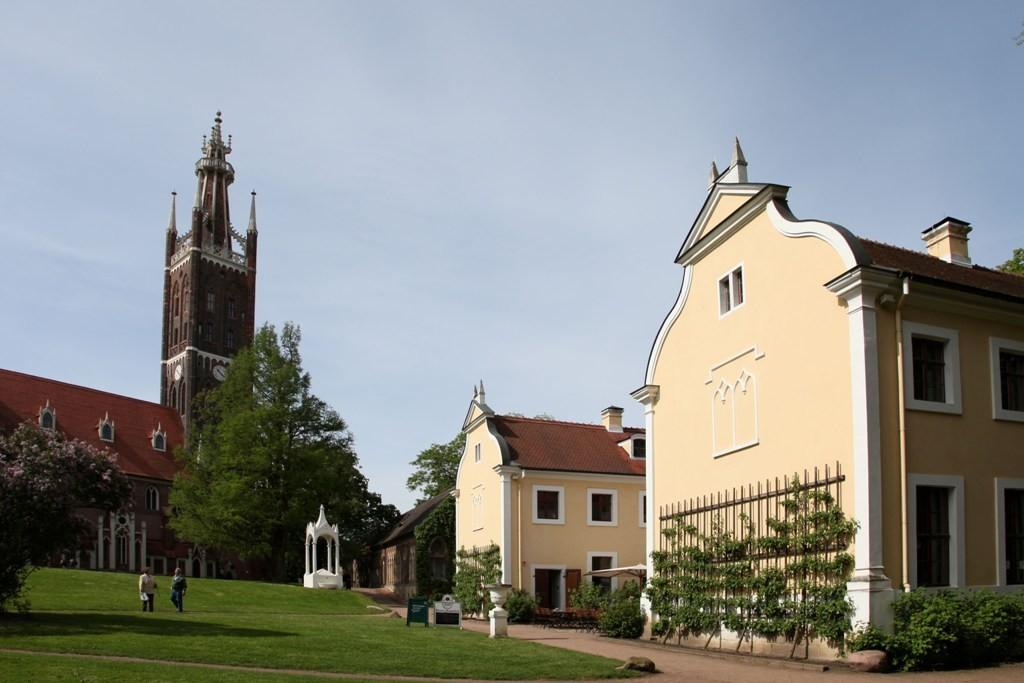 St. Petri Kirche Küchengebäude des Schlosses