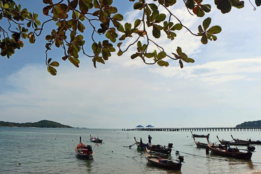 """In Rawai befinden sich die Dörfer der Chao Ley, oder Sea Gipsys (Seenomaden), und er war der Erste """"Touristen"""" Strand der Insel"""