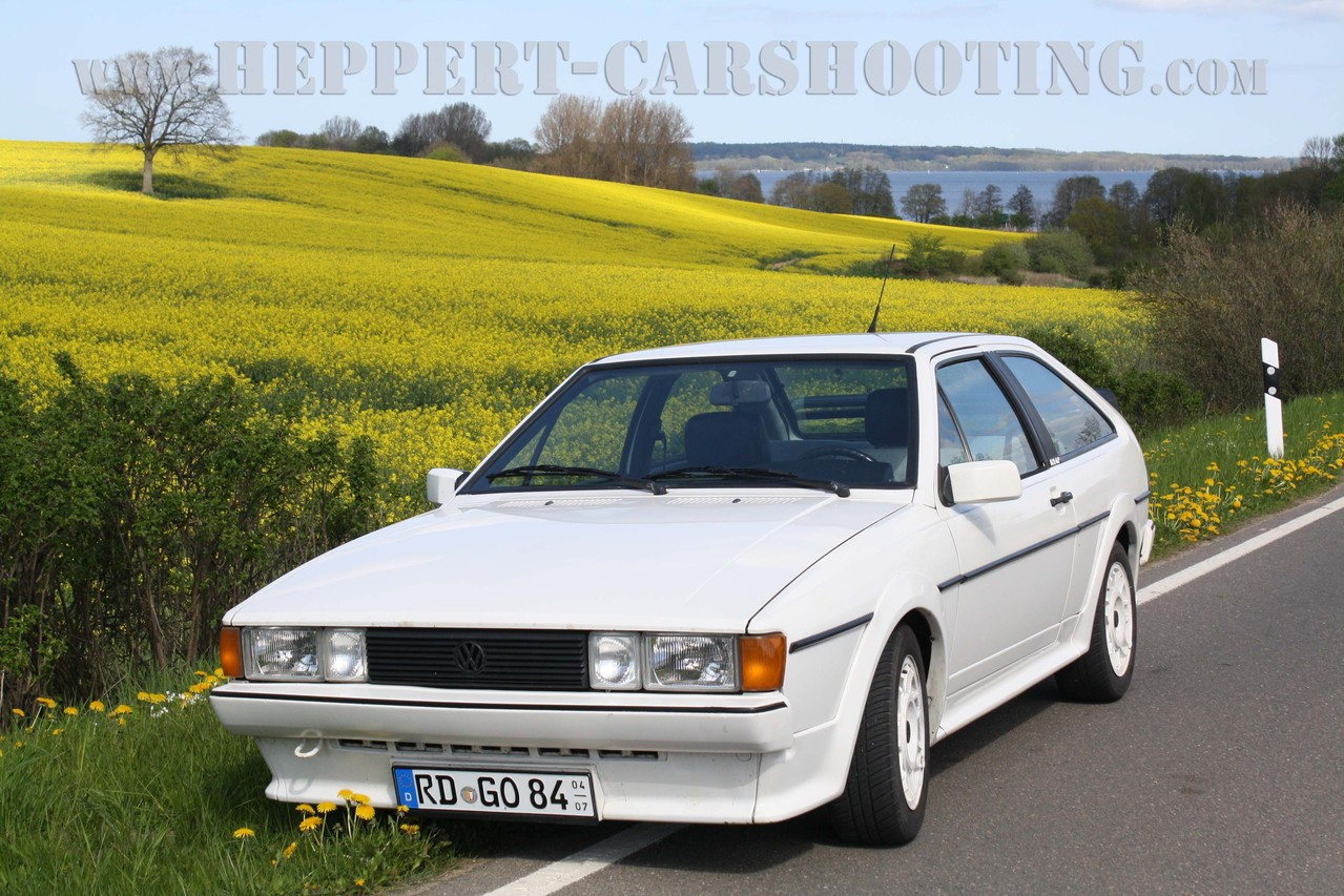 VW Scirocco 1985 - heppert-carshootings Webseite!