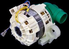 НАСОС циркуляционный NIDEC (EB085D25/2T), зам.1113171050, 1113171043 Electrolux