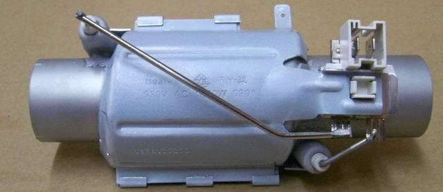 Проточный ТЭН посудомоечной машины 32 мм