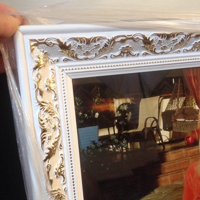 Рамка для фотографии на заказ (пластик, дерево). Любые размеры