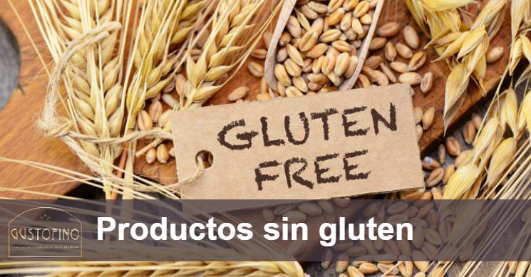 Productos gluten free italianos en Santa Cruz de Tenerife