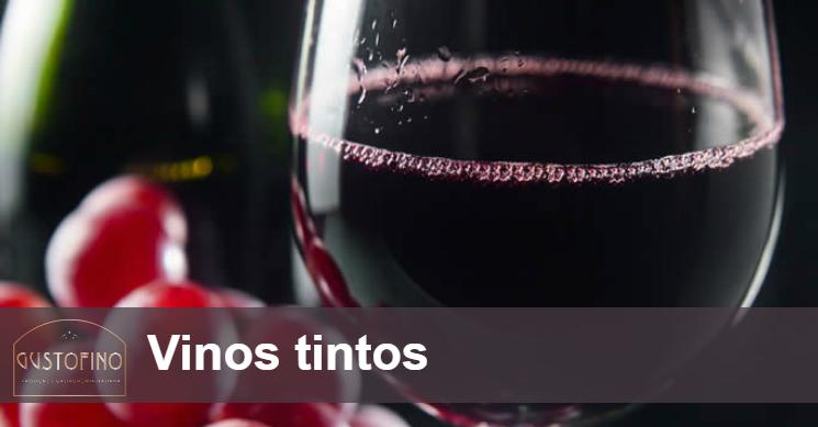 Vinos tintos italianos en Tenerife