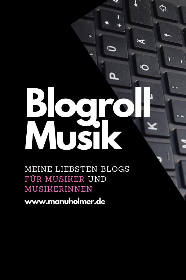 Meine liebsten Blogs für Musiker*innen (Blogroll)