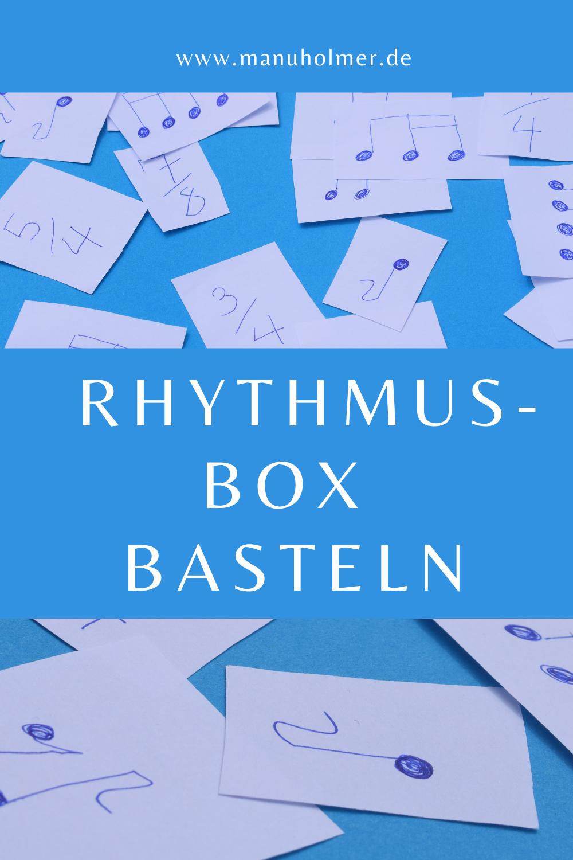 DIY Rhythmus-Box basteln