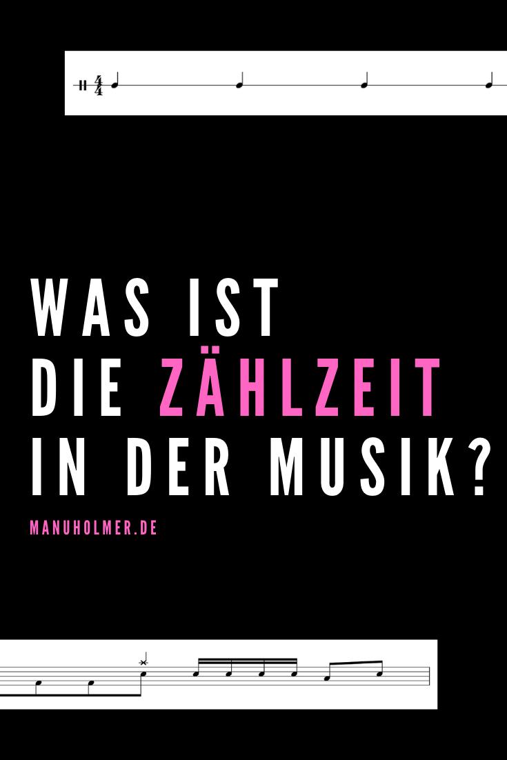 Was ist die Zählzeit in der Musik?