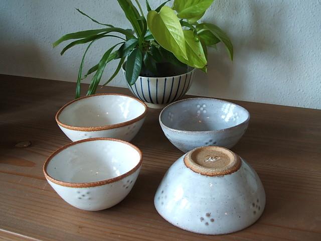 蓮屋hasuyaオリジナル ミンサー柄木の葉小鉢