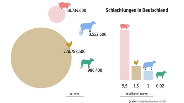Schlachtungen in Deutschland