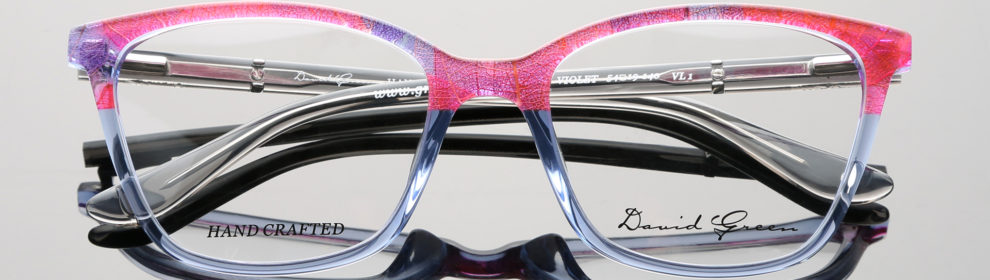 David Green - Eyewear unique by nature