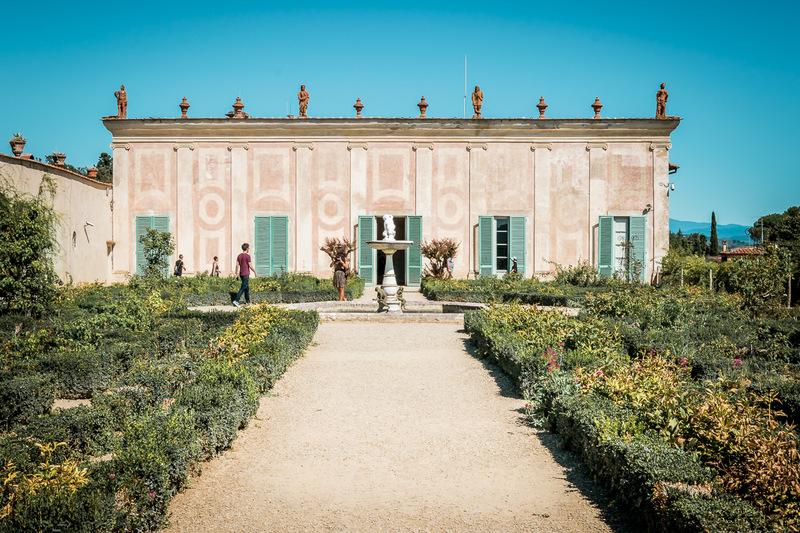Boboli Garten, Florenz, Toskana, Italien,