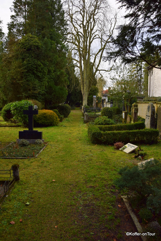 Friedhof in Bad Säckingen