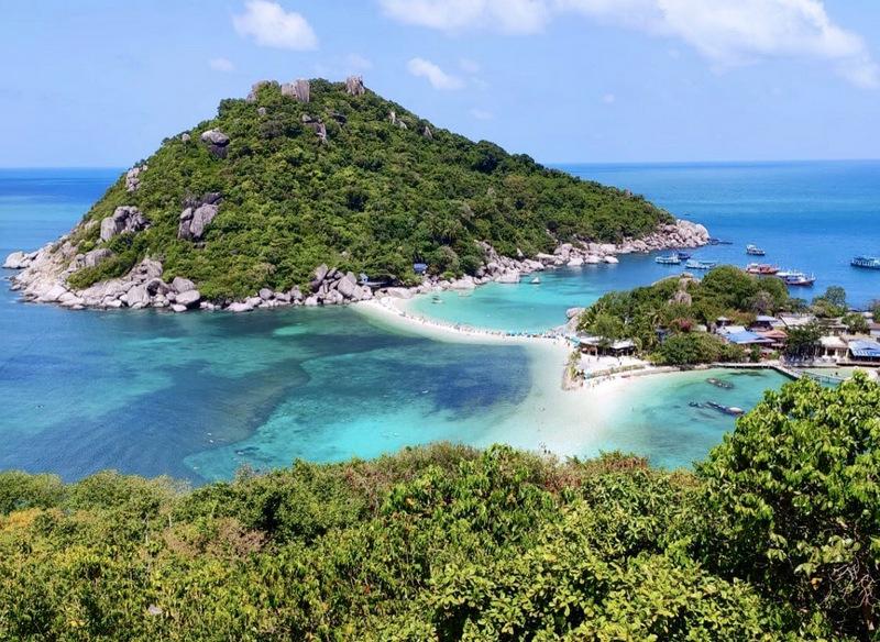 Thailand, Koh Nang, Yuan, Sehenswürdigkeiten, Tipps, Insel, Strand