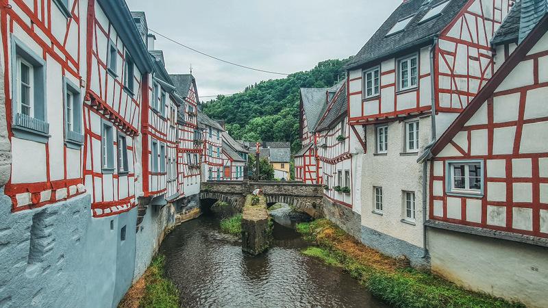 Monreal, Mosel, Deutschland, Urlaub,