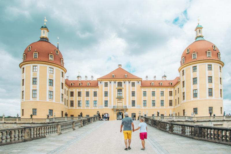 Schloß Moritzburg, Dresden, Drei Nüße für Aschenbrödel, Märchen