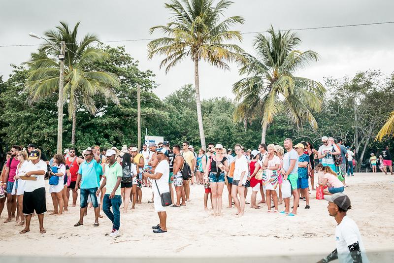 Ausflug, Isla Saona, Dominikanische Republik