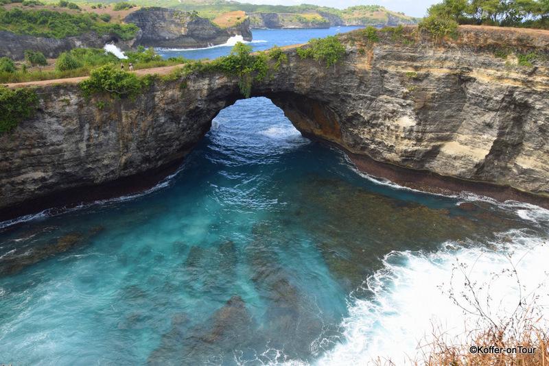 Broken Beach, Nusa Penida, Bali, Sehenswürdigkeit