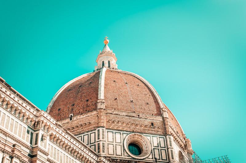 Dom, Duomo, Florenz, Firenze, Toskana, Italien