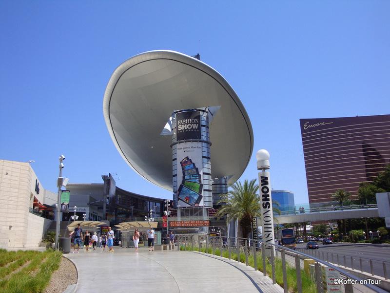 Shoppingmal, Las Vegas, Fashion Show