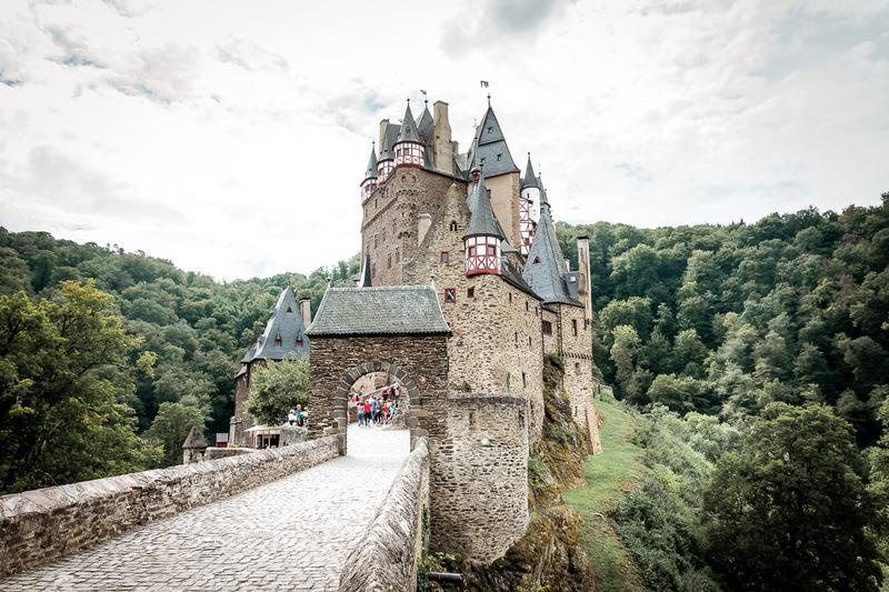 Burg Eltz, Mosel, Deutschland