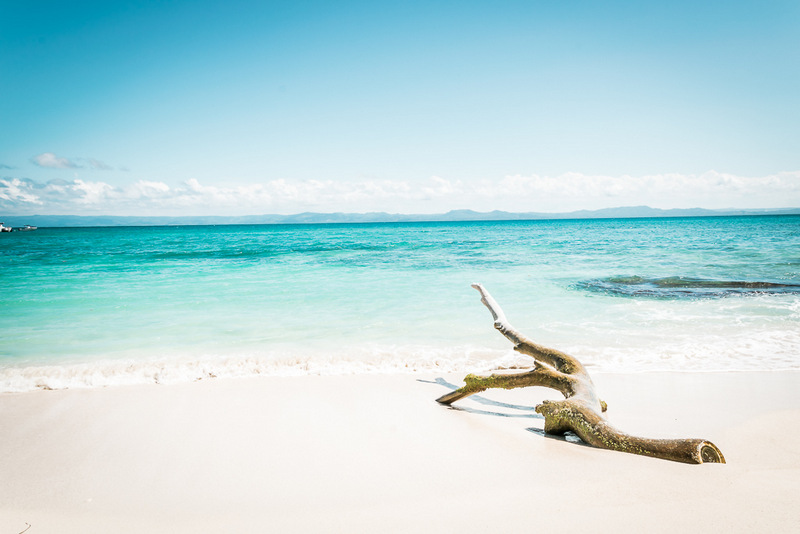 Cayo Levantado, Bacardi Insel, Dominikanische Republik, Samana
