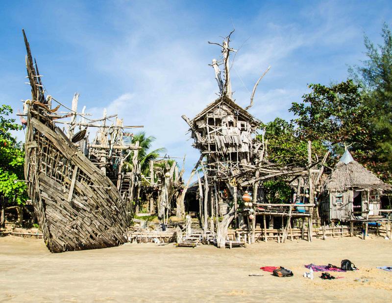 Kho Phayam, Thailand, Schönste Orte Thailand, Strand