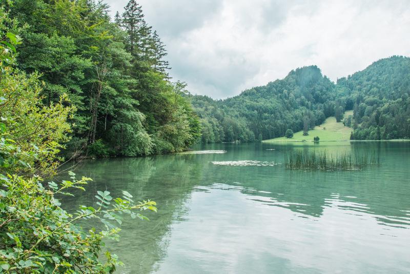 Alatsee, Allgäu, Deutschland, Urlaub, Reisen