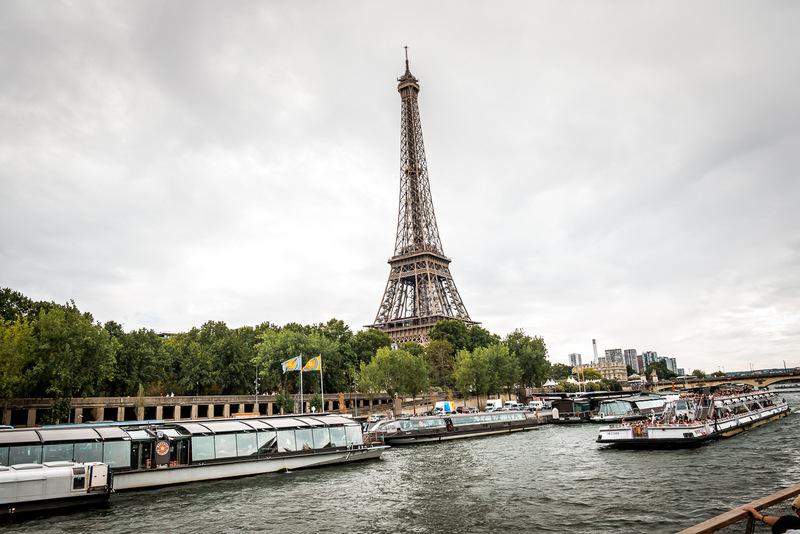 Eiffelturm, Paris, Beste Aussicht, Frankreich,