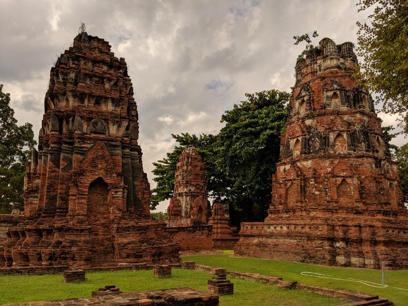 Ayyutthaya, Thailand, Schönste Orte Thailand, Tempel