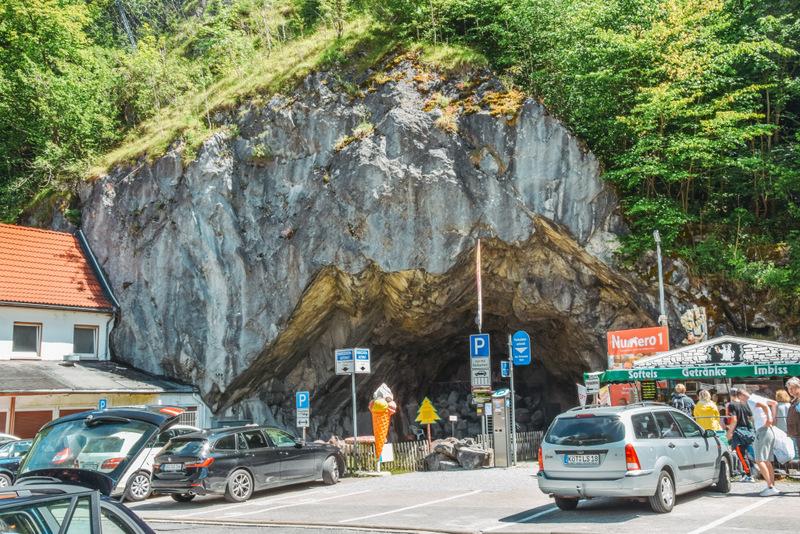 Hermannshöhle, Grottenolm, Harz, Urlaub in Deutschland