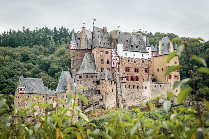 Burg Eltz, Mosel, Burgen, Deutschland,