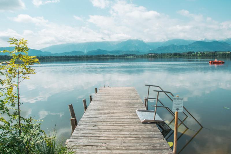 Hopfen am See, See im Allgäu, Allgäu, Deutschland, Reisen, Urlaub